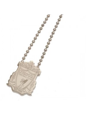 Liverpool FC Stainless Steel Pendant & Chain