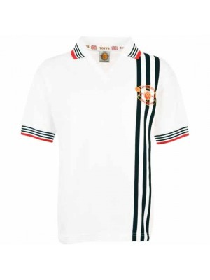 Manchester United 1978 Centenary Away Retro Football Shirt