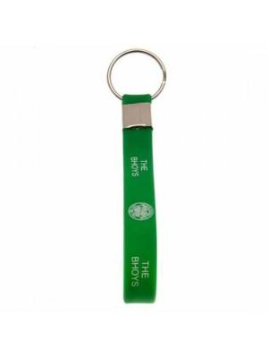 Celtic FC Silicone Keyring