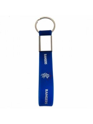 Rangers FC Silicone Keyring
