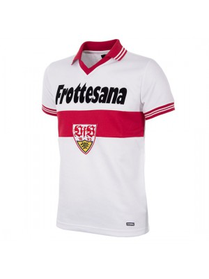 VFB Stuttgart 1977 - 78 Short Sleeve Retro Football Shirt