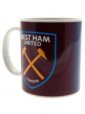 West Ham United FC Mug HT
