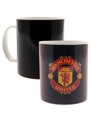 Manchester United FC Heat Changing Mug GR