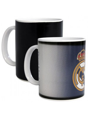 Real Madrid FC Heat Changing Mug GR
