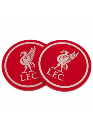 Liverpool FC 2 Pack Coaster Set