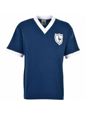 Tottenham Hotspur 1962 Away Retro Football Shirt