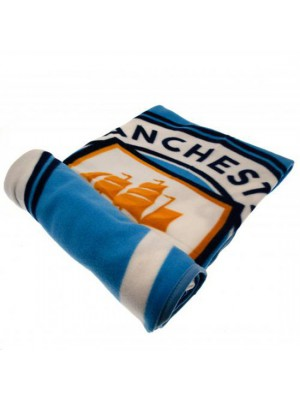 Manchester City FC Fleece Blanket PL