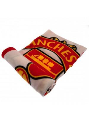 Manchester United FC Fleece Blanket PL