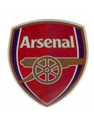 Arsenal FC Large Crest Sticker