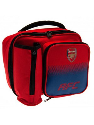 Arsenal Fc Fade Lunch Bag