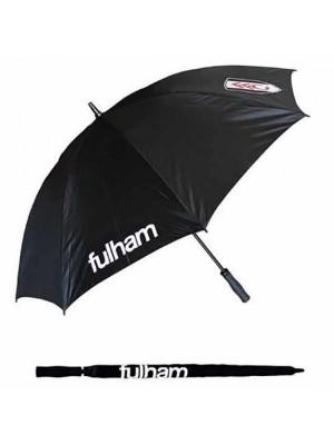 Fulham FC Golf Umbrella Single Canopy