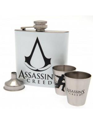Assassins Creed Hip Flask Set