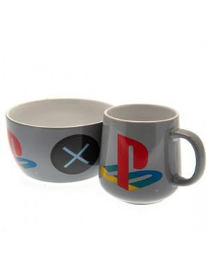 Playstation Breakfast Set