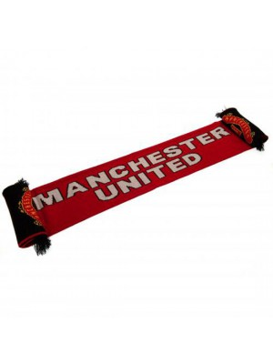 Manchester United FC Scarf ST
