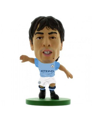 Manchester City FC SoccerStarz Silva