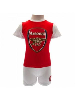 Arsenal FC T Shirt & Short Set 18/23 Months