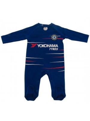 Chelsea FC Sleepsuit 9/12 Months TS