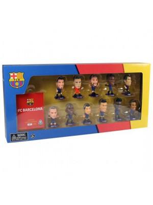 FC Barcelona SoccerStarz Team Pack