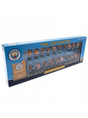 Manchester City FC SoccerStarz Premier League Winners Team Pack