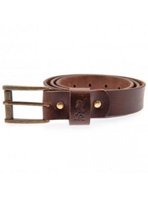 Liverpool FC Leather Belt Large
