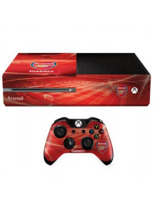 Arsenal FC Xbox One Skin Bundle