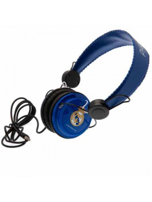 Real Madrid FC Headphones