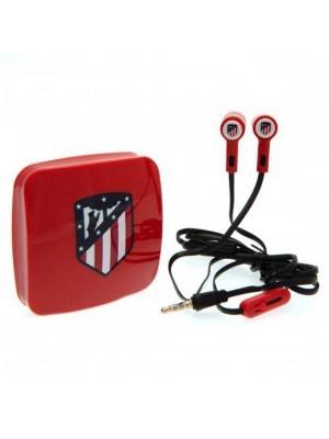 Atletico Madrid FC Earphones