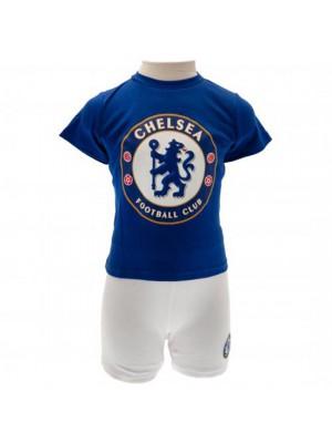 Chelsea FC T Shirt & Short Set 18/23 Months