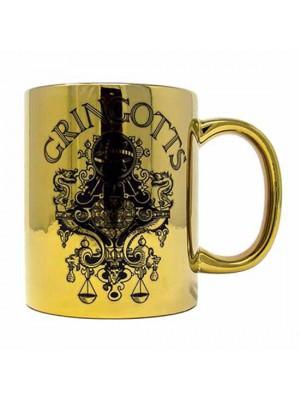Harry Potter Metallic Mug Gringotts