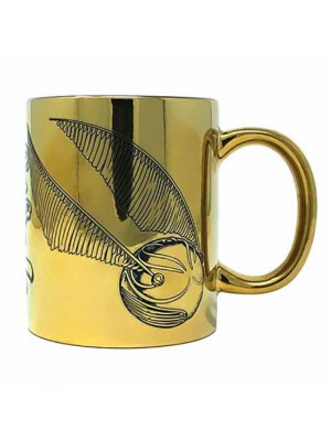 Harry Potter Metallic Mug Snitch