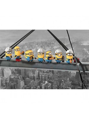 Despicable Me Poster Minion Skyscraper 160
