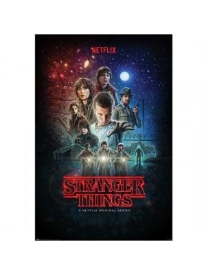 Stranger Things Poster 163