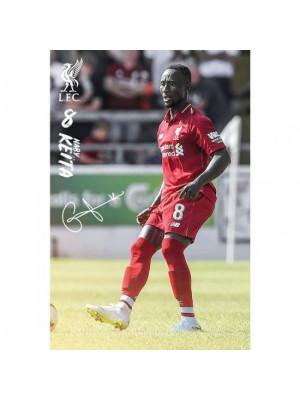 Liverpool FC Poster Keita 45