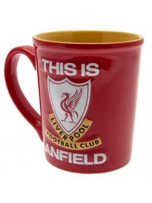 Liverpool FC Embossed Jumbo Mug