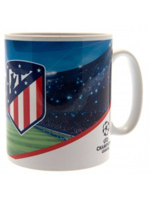 Atletico Madrid FC Champions League Mug