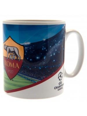 AS Roma Champions League Mug