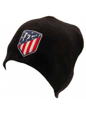 Atletico Madrid FC Champions League Knitted Hat
