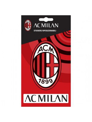AC Milan Crest Sticker