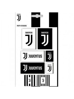 Juventus FC Bubble Sticker Set