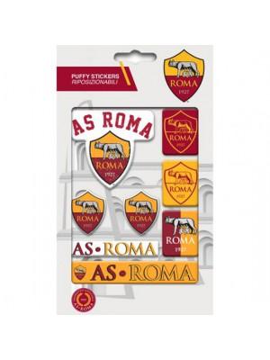 AS Roma Bubble Sticker Set