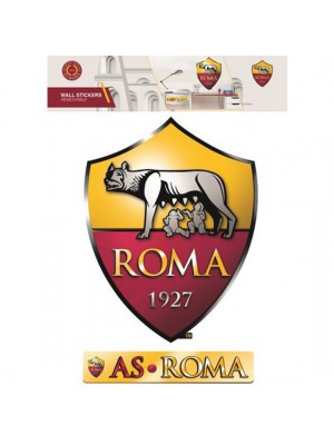 AS Roma Wall Art