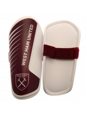West Ham United FC Shin Pads Kids
