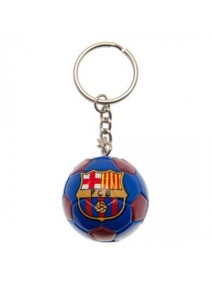 FC Barcelona Football Keyring