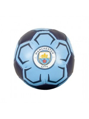 Manchester City FC 4 inch Soft Ball