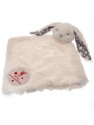 Liverpool FC Baby Comforter Rabbit
