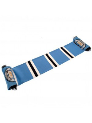 Manchester City FC Bar Scarf ST