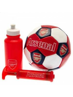Arsenal FC Football Gift Set