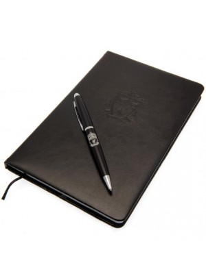 Liverpool FC Notebook & Pen Set