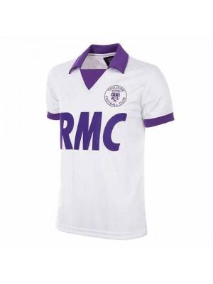 Toulouse FC 1986 - 87 UEFA CUP Retro Football Shirt