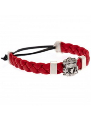 Liverpool FC PU Slider Bracelet
